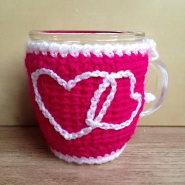 Cup in jumper