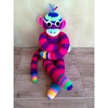 Opička pletená