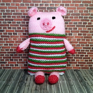 My first doll - piggy