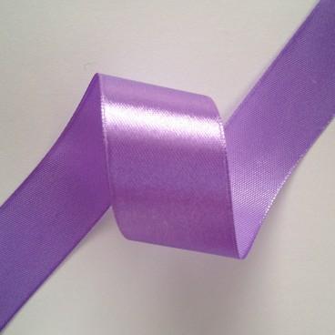 Satin Ribbon - Light Purple (25mm)