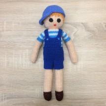 My first doll - big